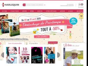Harlequin.fr