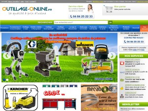Outillage online