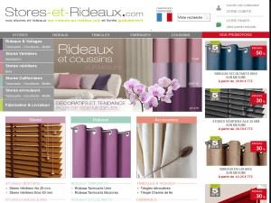 Stores et Rideaux