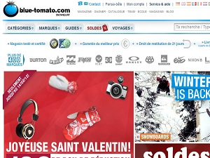 Blue Tomato Snow & Surf Online Shop