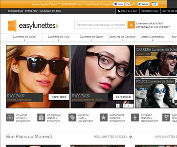 Easy Lunettes
