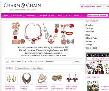 Charm & Chain