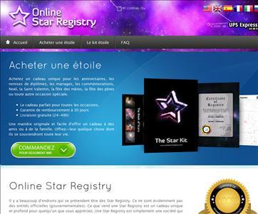 Coupon code star registry