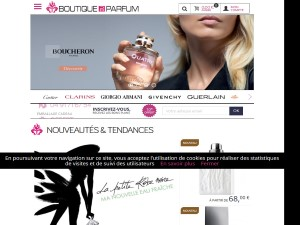 Boutique-parfums